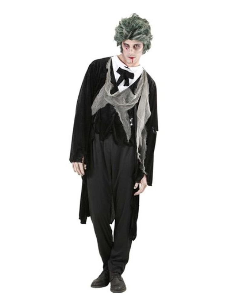Zombie Gentleman Costume