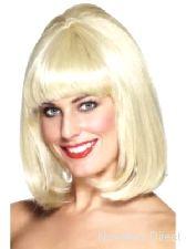 Go-Go Girl Wig - Click for Colours