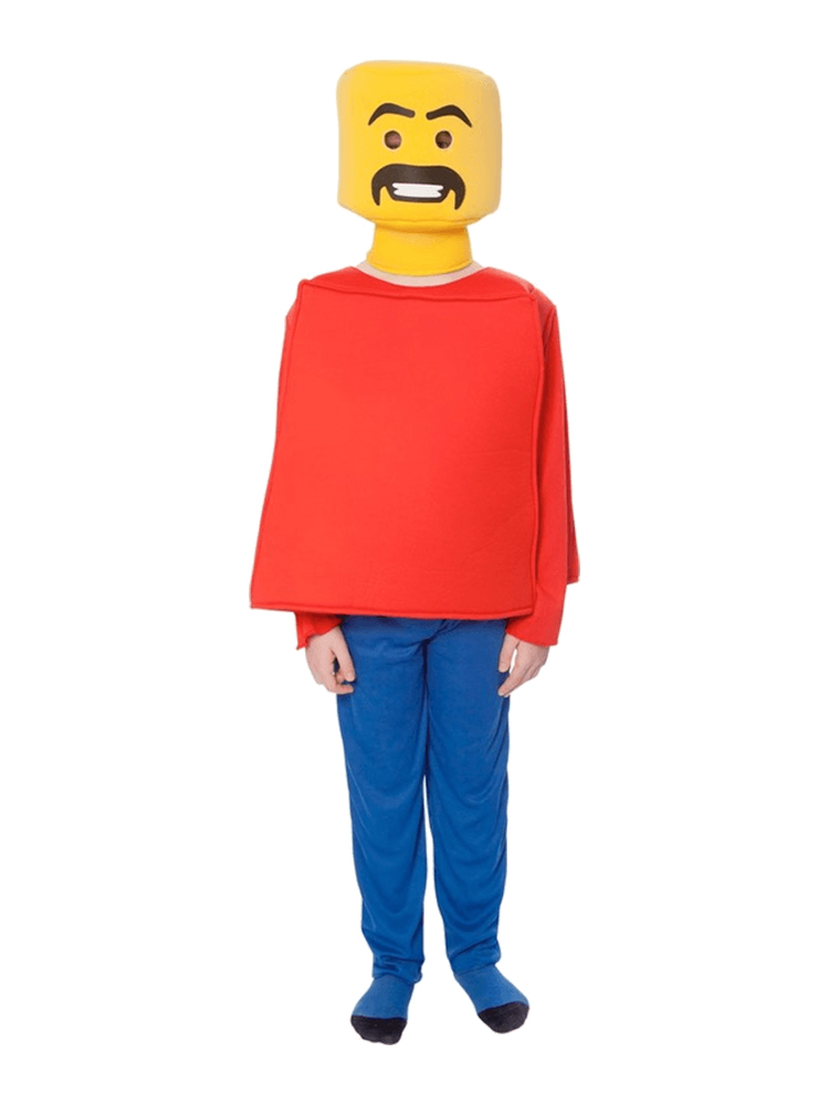 MCC Mr Block Head Child