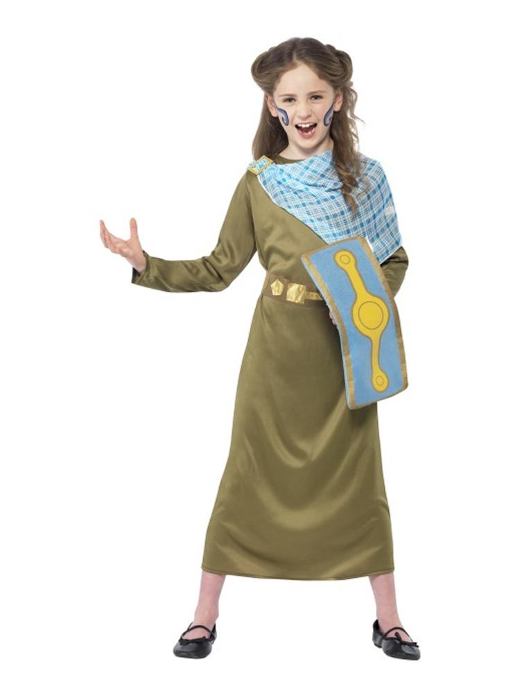 Horrible Histories Boudica Costume