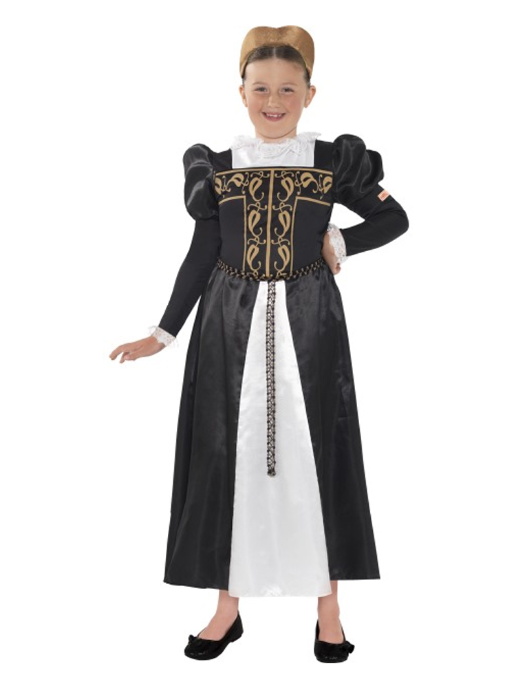 Horrible Histories, Mary Stuart Costume