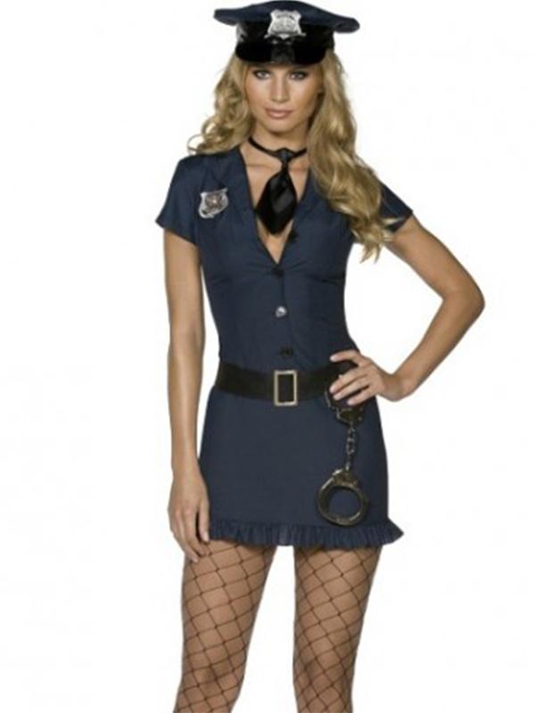 Naughty female cops