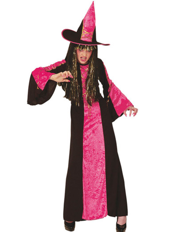 Castle Witch Costume