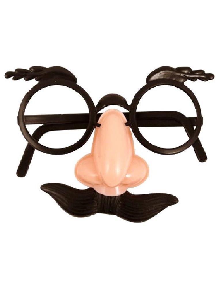 Plastic Groucho Glasses
