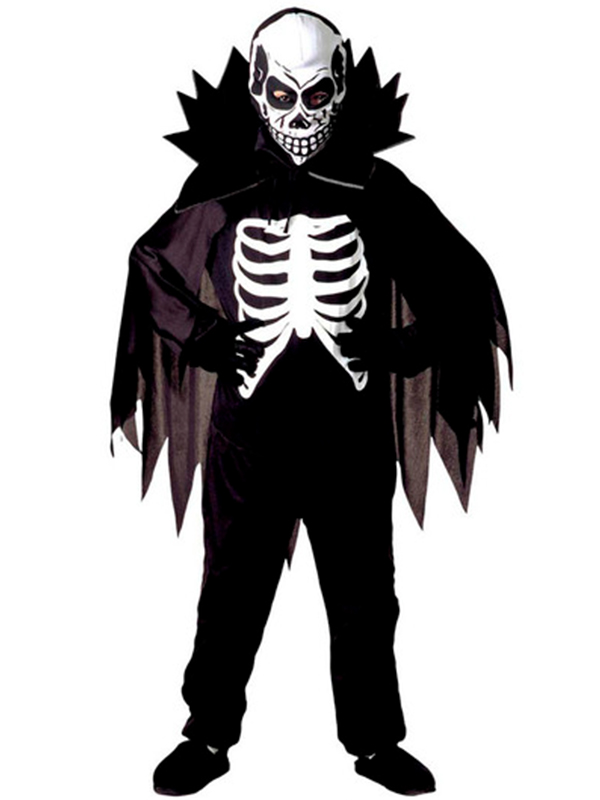 Scary Skeleton Costume