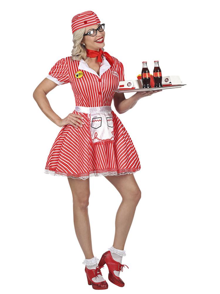 50S Waitress