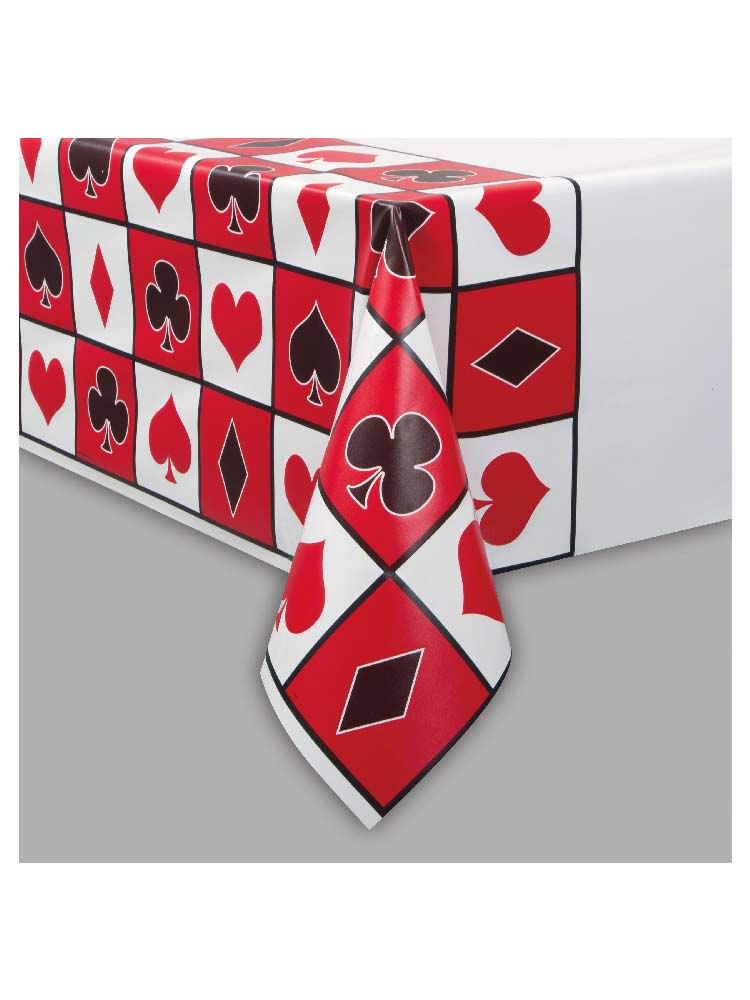 Casino Party Table cover