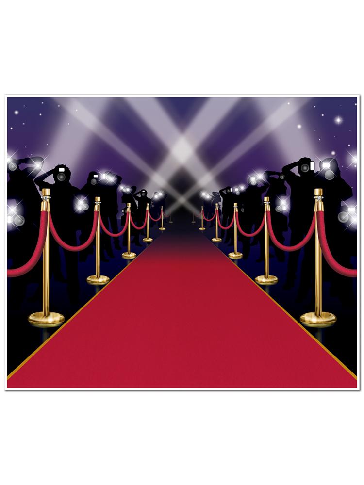 Red Carpet Insta-Mural Photo Op