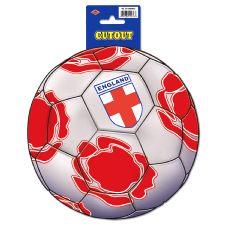 England Football Cutout