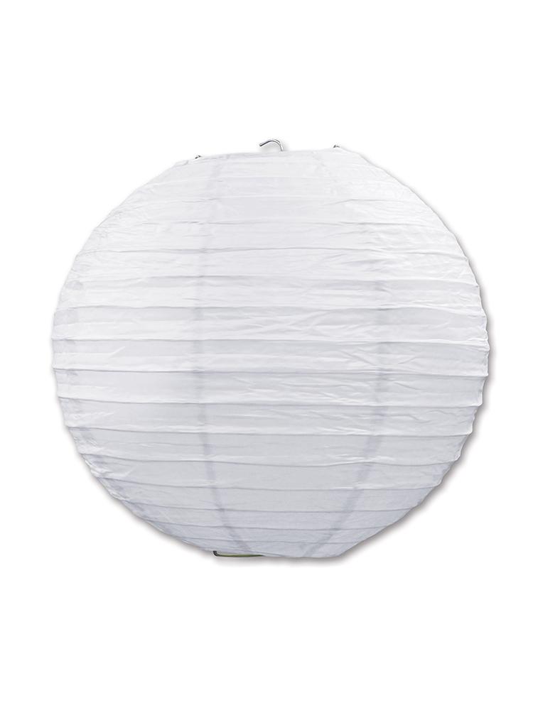 Paper Lanterns (Pack Of 3) - White