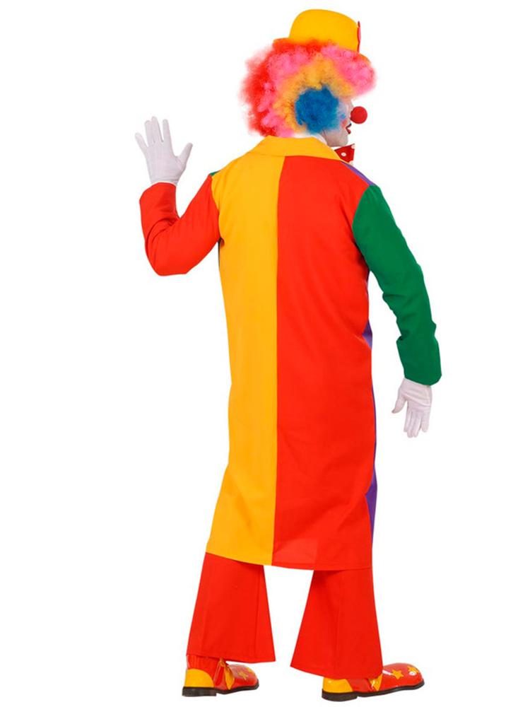 Clown Long Coat
