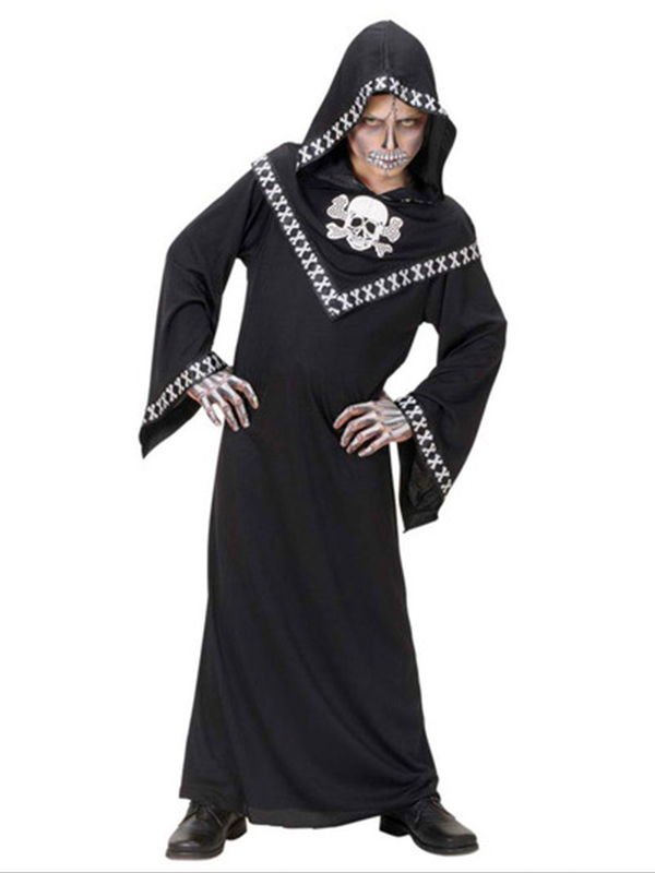 Skullzar Costume