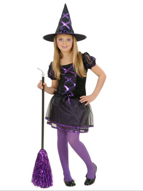Ribbon Witch Costume