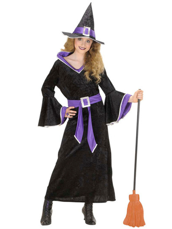 Wizardry Witch Costume