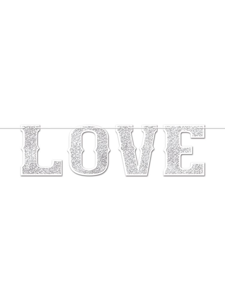 """Love"" Streamer"