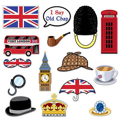 British Photo Fun Signs