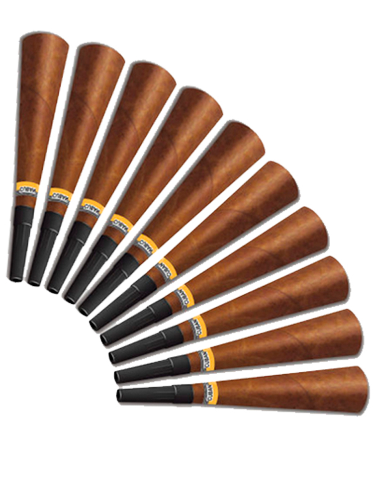 Cigar Shaped Party Horns (pack of 10)