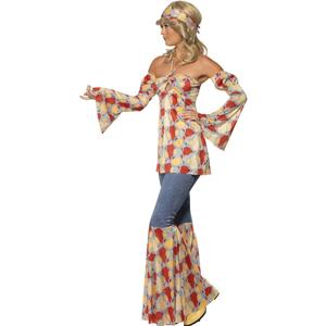 70's Vintage Hippy Costume