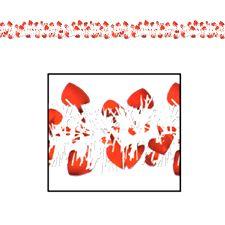 Metallic Heart Garland