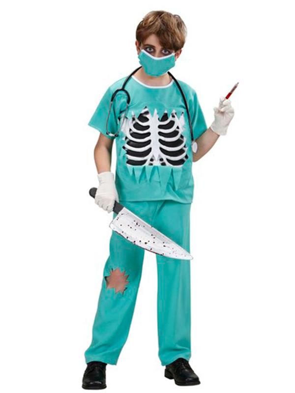 Scary Surgeon Costume