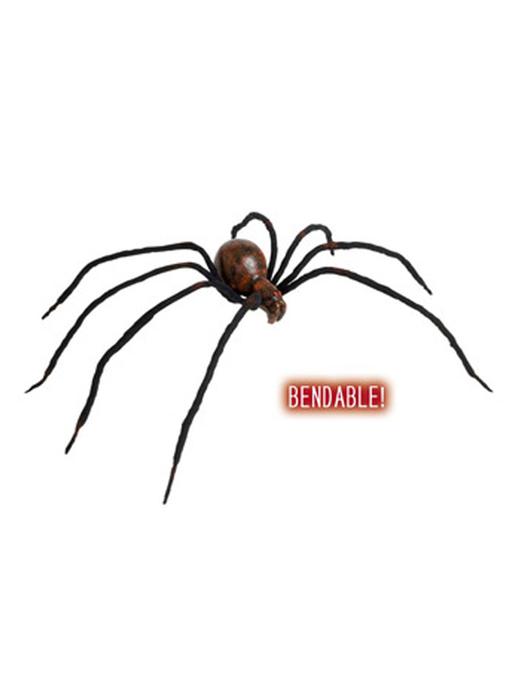 Bendable Bloody Spiders 60Cm