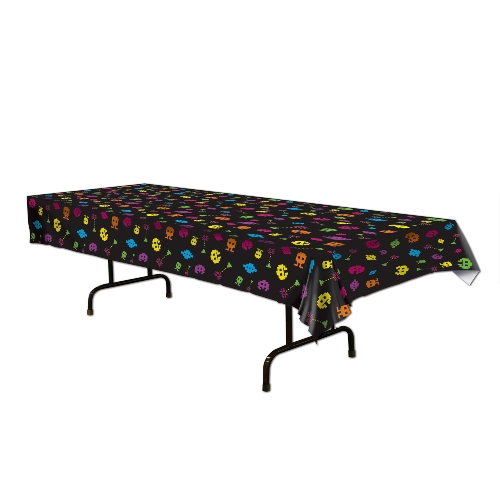 80's Themed Table Cover