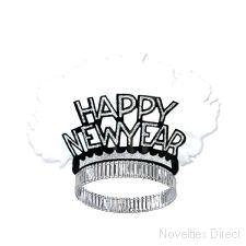 Happy New Year Silver Bird Of Paradise Tiaras (25)