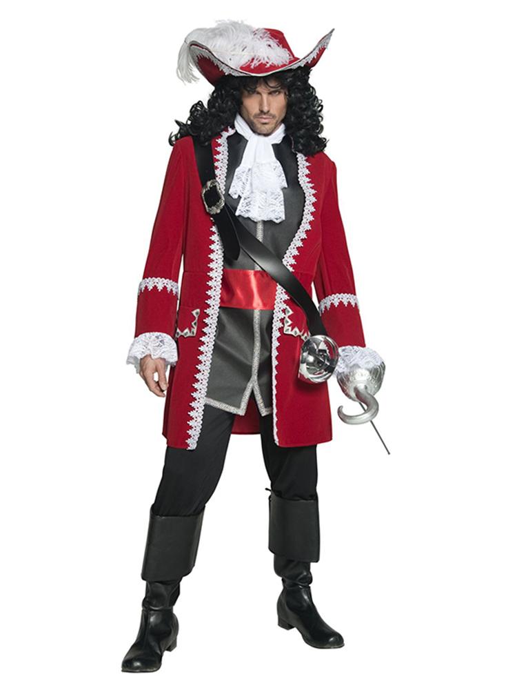 Pirate Authentic Costume