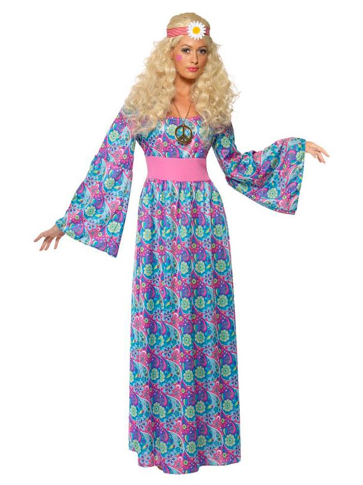 70's Flower Child Costume