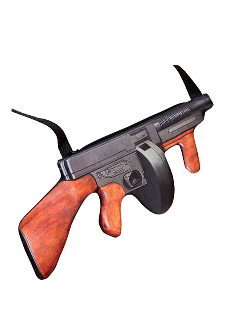 Tommy Machine Gun Handbag