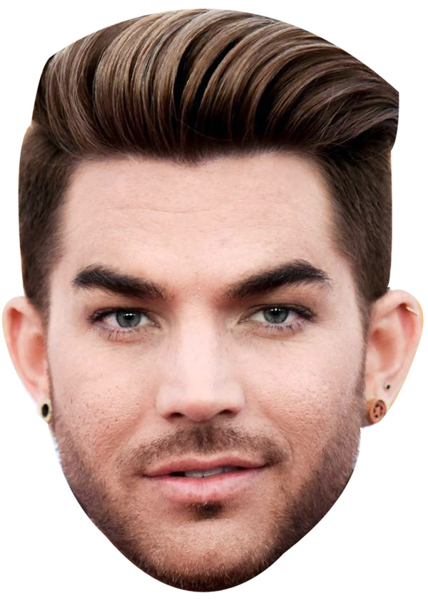 Adam Lambert Mask