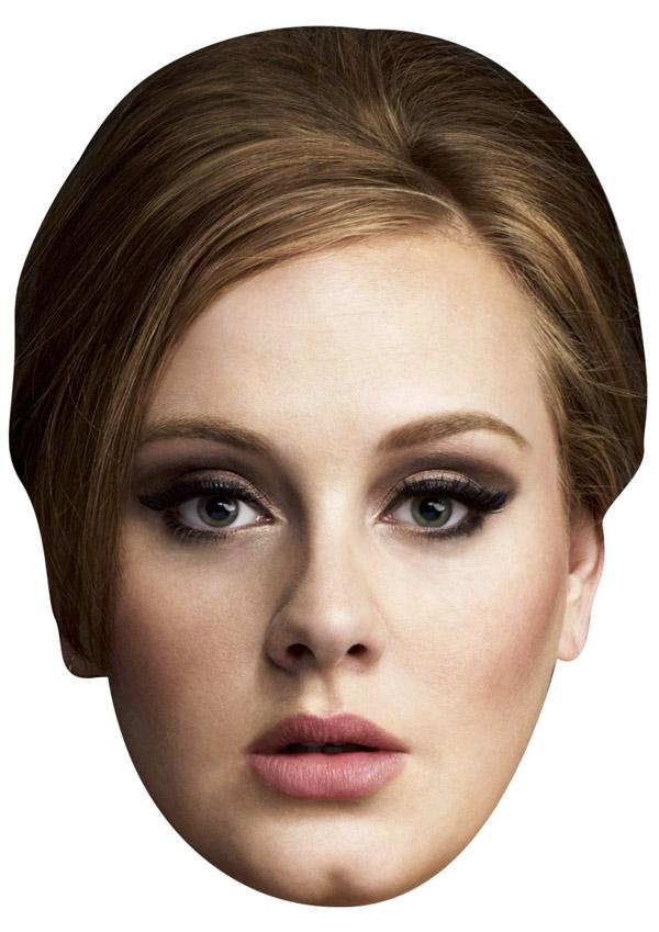 Adele Mask