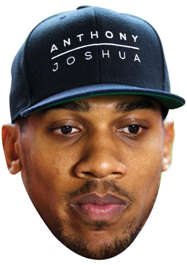 Anthony Joshua Cap Mask