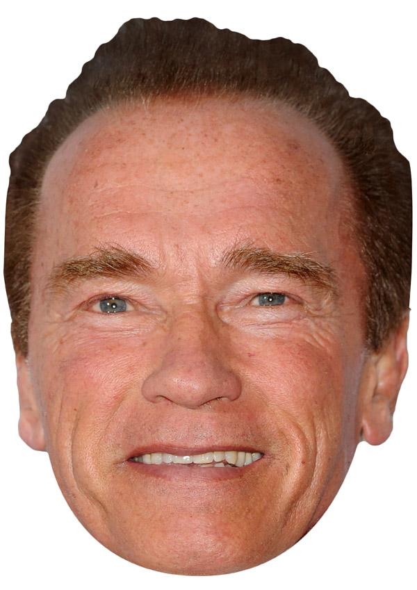 Arnold Schwarzenegger Mask
