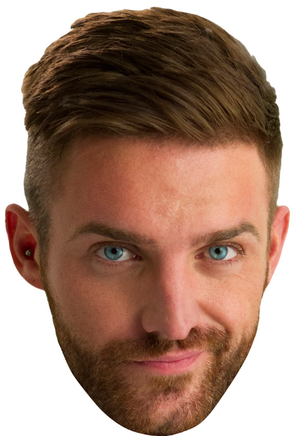 Aaron Chalmers Mask