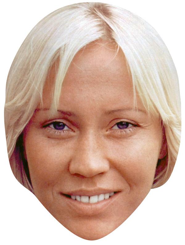 Agnetha Fältskog Young Mask