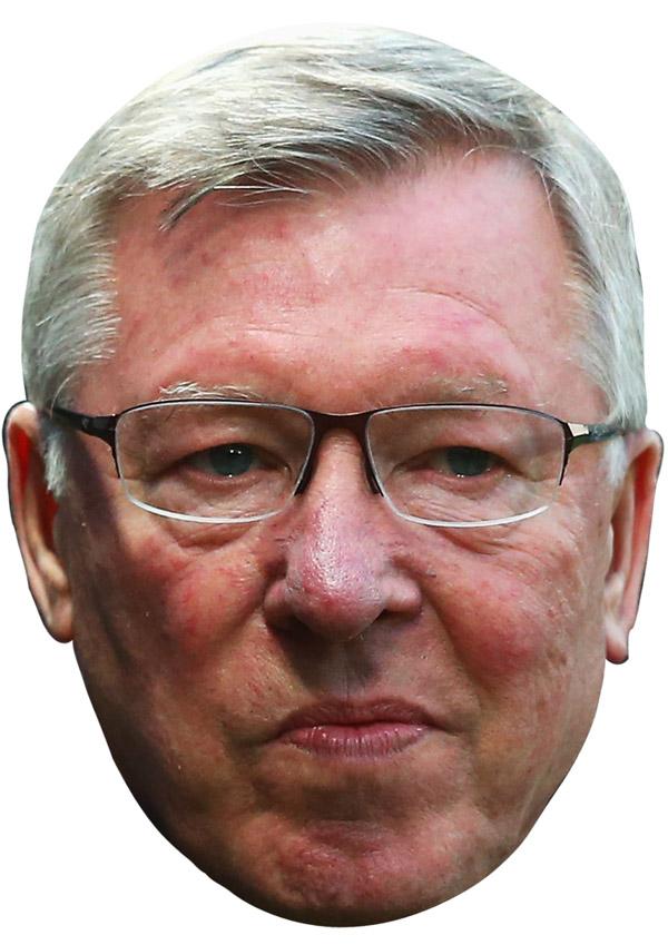Alex Ferguson Mask