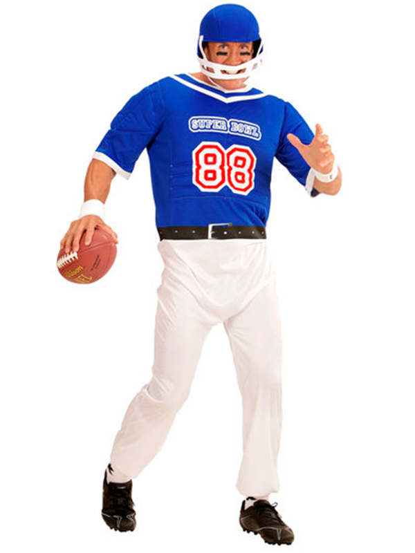 American Football Player Costume