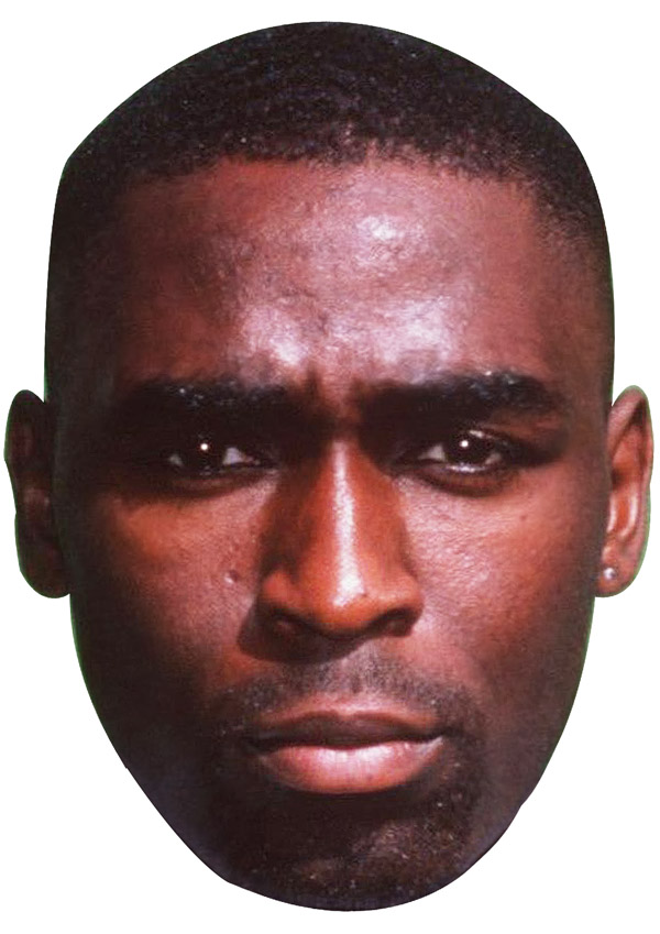 Andy Cole Mask
