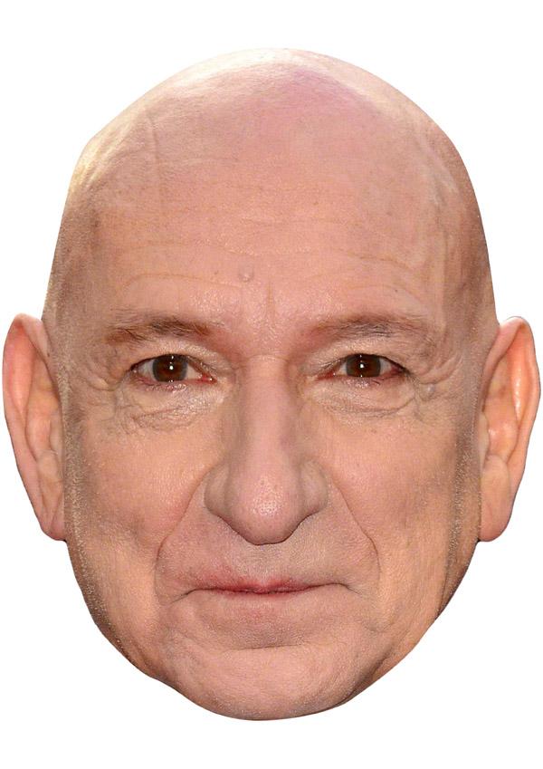 Ben Kingsley Mask