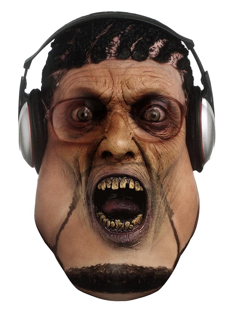 Bo' Selecta Craig David Zombie - Cardboard Mask