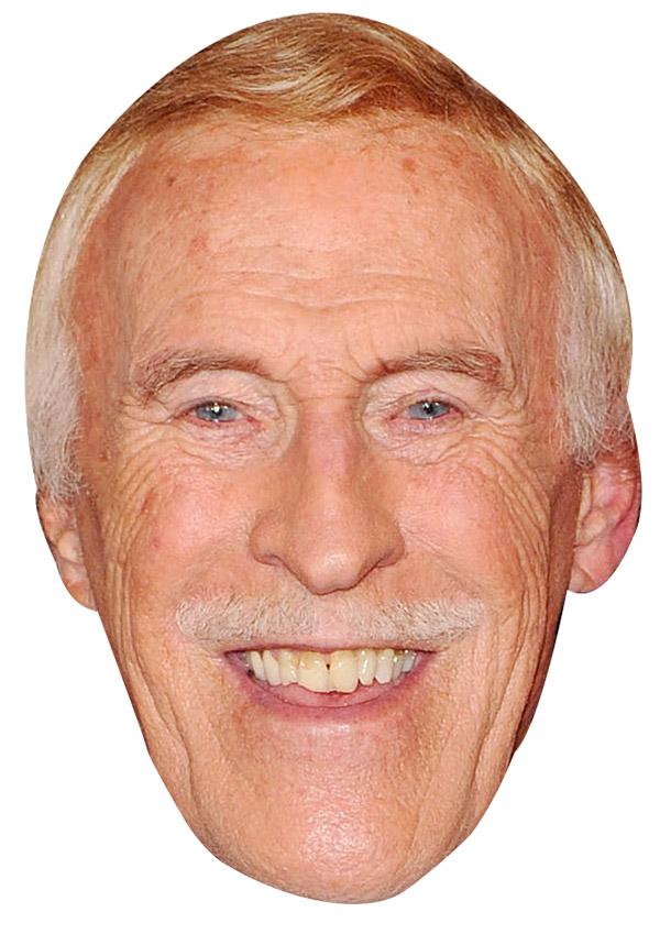 Bruce Forsyth Mask