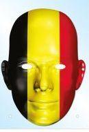 Belgium Flag Mask