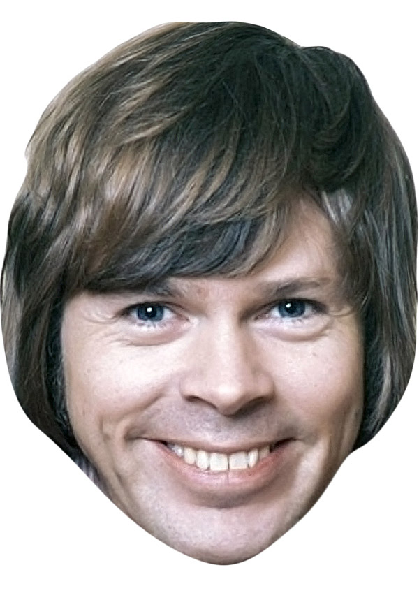 Bjorn Ulvaeus Young Face Mask