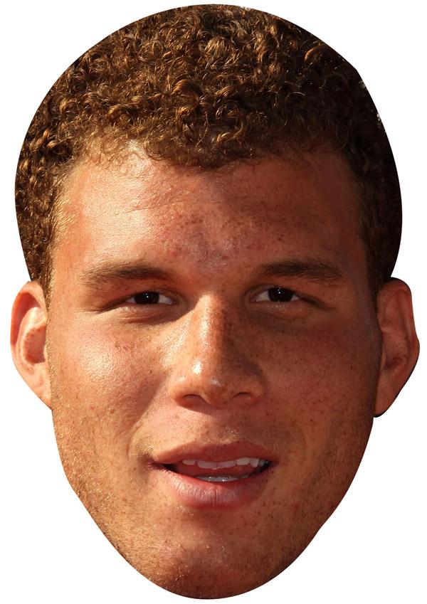 Blake Griffin Mask