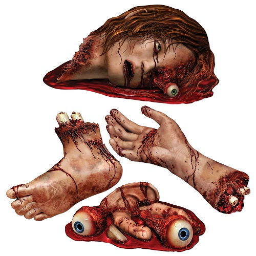 Body Part Cutouts