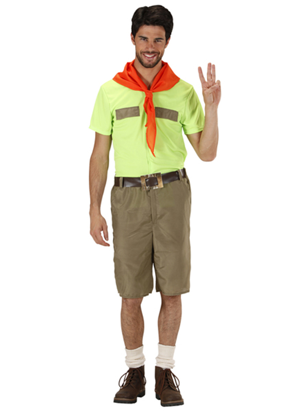 Boy Scout (Shirt Shorts Belt Scarf)