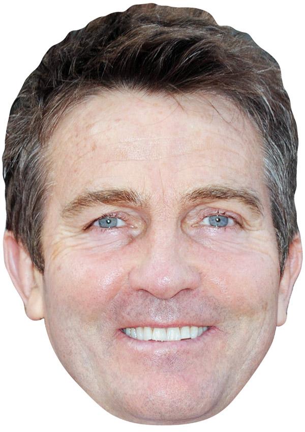 Bradley Walsh Face Mask