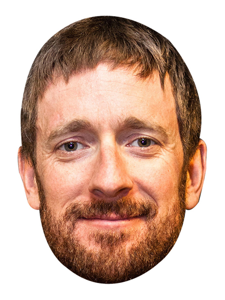 Bradley Wiggins Mask