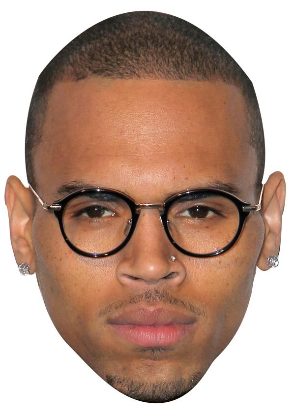 Chris Brown Mask